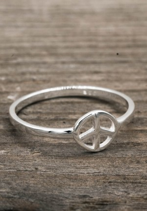 Silverring peace