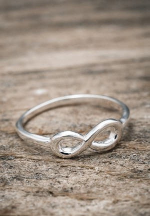 Silverring infinity