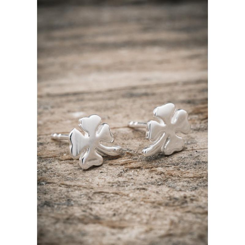 Silverörhänge lyckoklöver