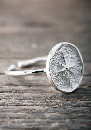 Silverring lycko coin